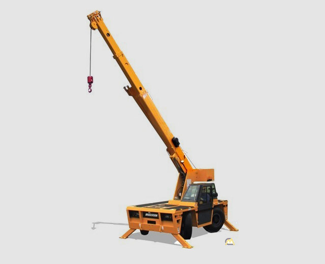 Carry Deck Crane | 10 Ton