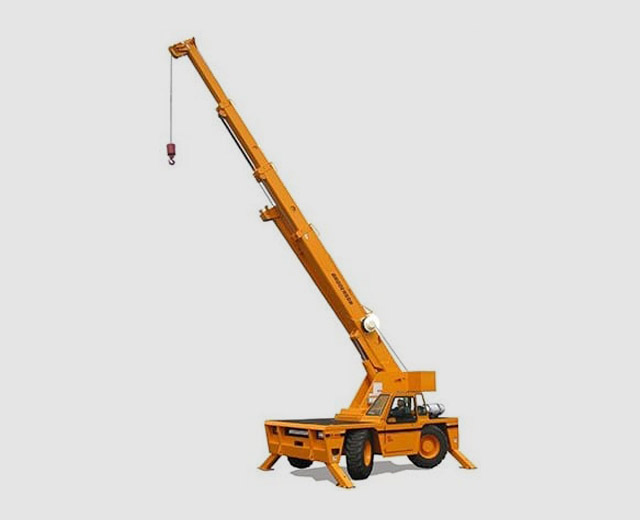 Carry Deck Crane | 15 Ton