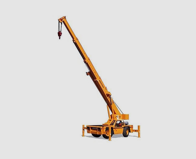 Carry Deck Crane | 18 Ton