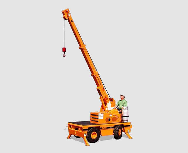Carry Deck Crane | 2.5 Ton
