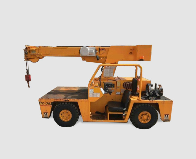 Carry Deck Crane | 4 Ton