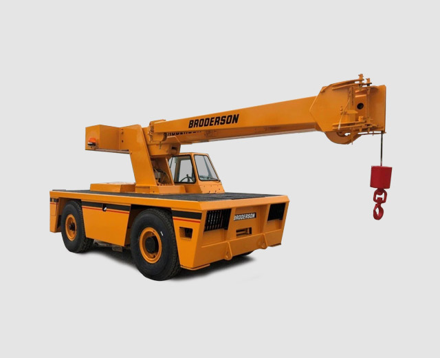 Carry Deck Crane | 6.5 Ton