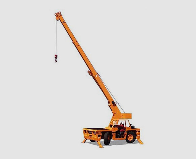 Carry Deck Crane | 9 Ton