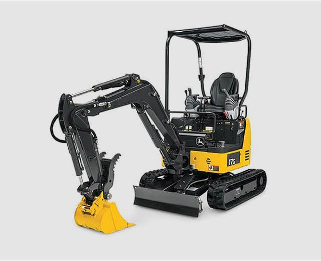 Excavator | 1 Ton
