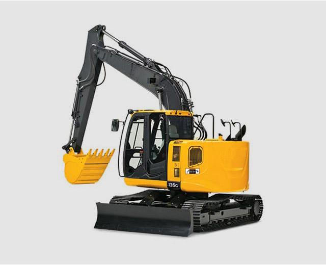 Excavator | 30000-34000lbs