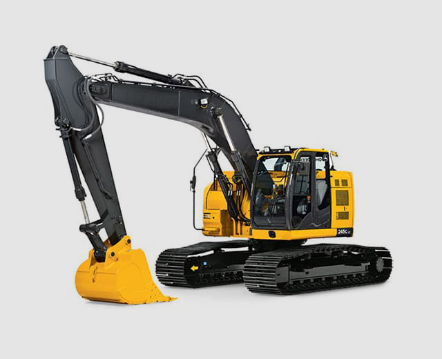 Excavator | 50000-59000lbs