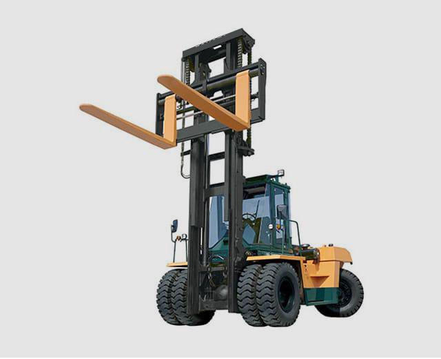 Forklift | Pneumatic - 30000lbs