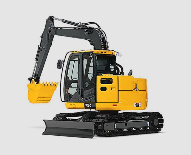 Mini Excavator | 18500lbs