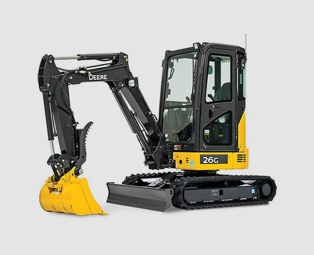 Mini Excavator | 6000lbs