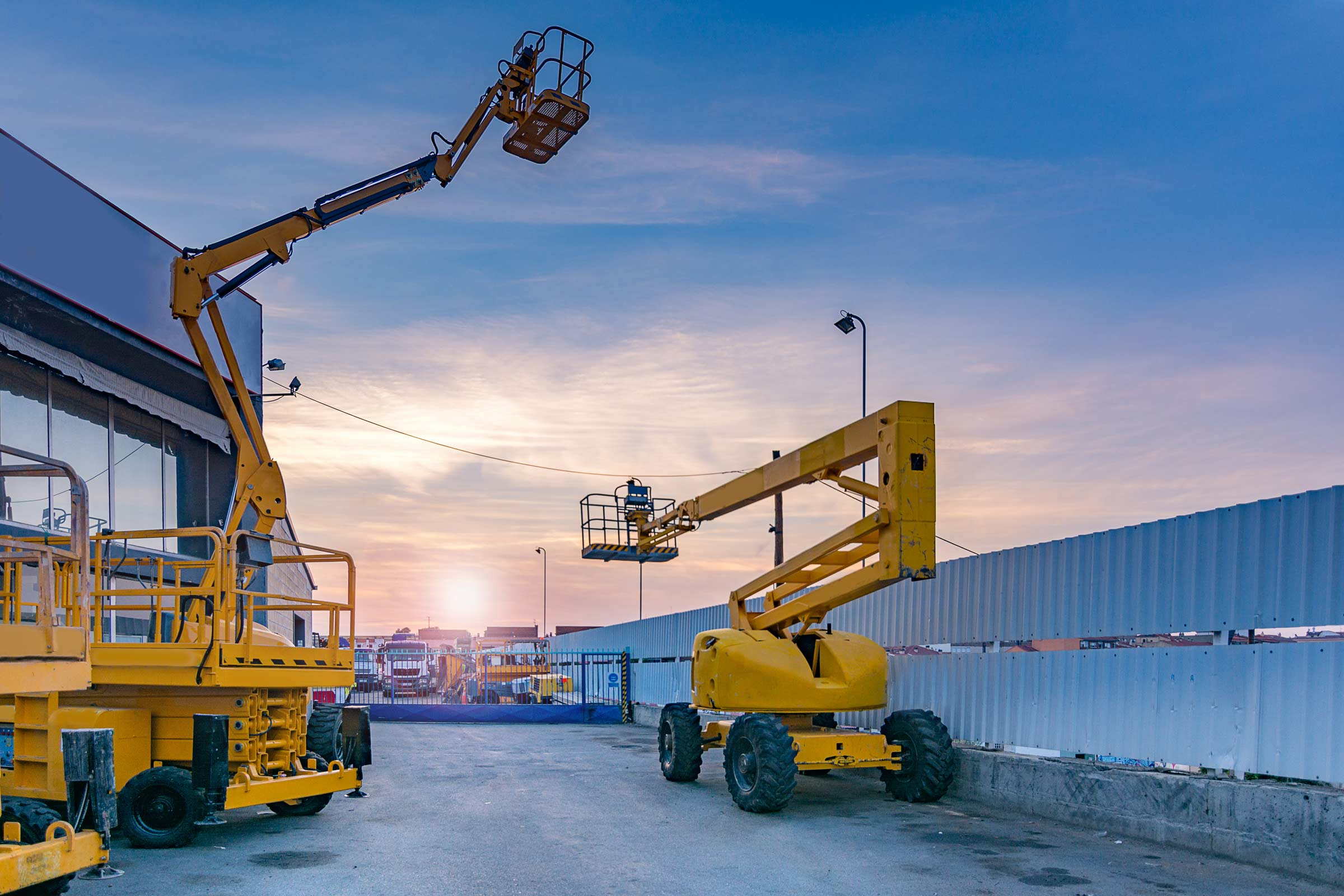 China's Heavy Equipment Rental Market Thrive from Construction Boom